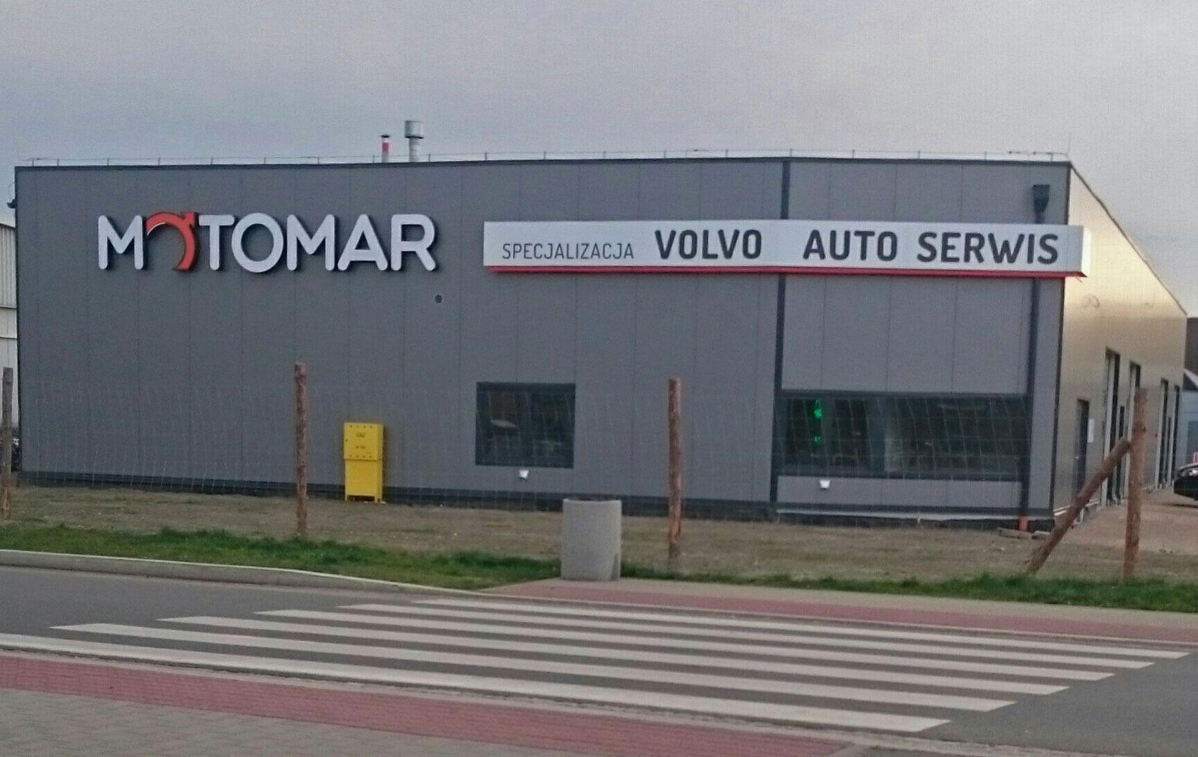 Motomar - serwis, częsci, Kraków